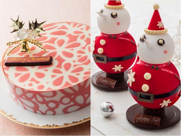 【ザ・キャピトルホテル 東急】「ザ・キャピトル クリスマスケーキ 2016」のご案内