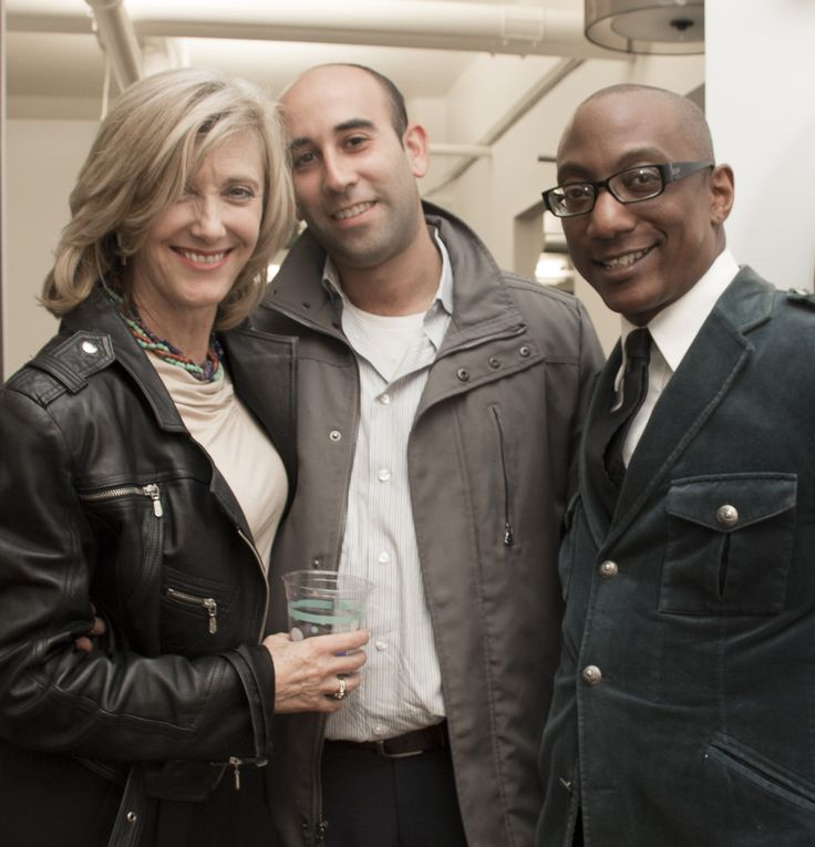 Julie Schuster Jacob Herskovitz And Byron James