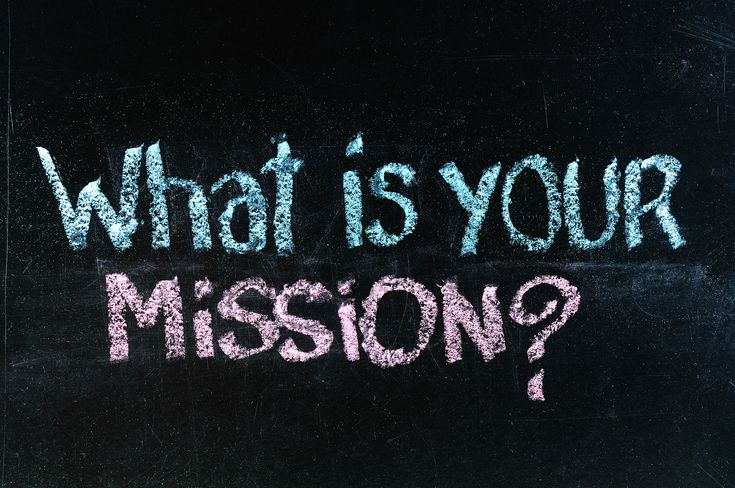 Having a mission statement helps me keep the end in mind. My mission statement helps me remember what is truly important in life and what I should keep striving for.