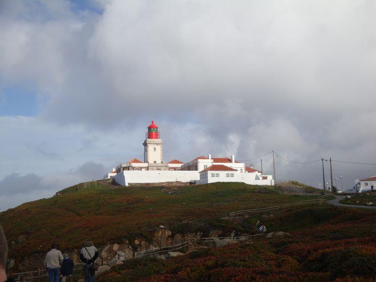 Cabo de Roca, Portugália