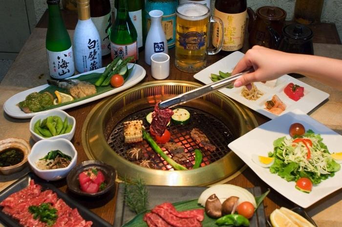 Gyu Kaku restaurant, Chicago