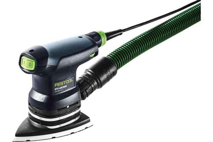 Festool Finish Delta Sander DTS 400 REQ-Plus - 201228