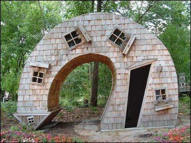 Whimsical Fire house!