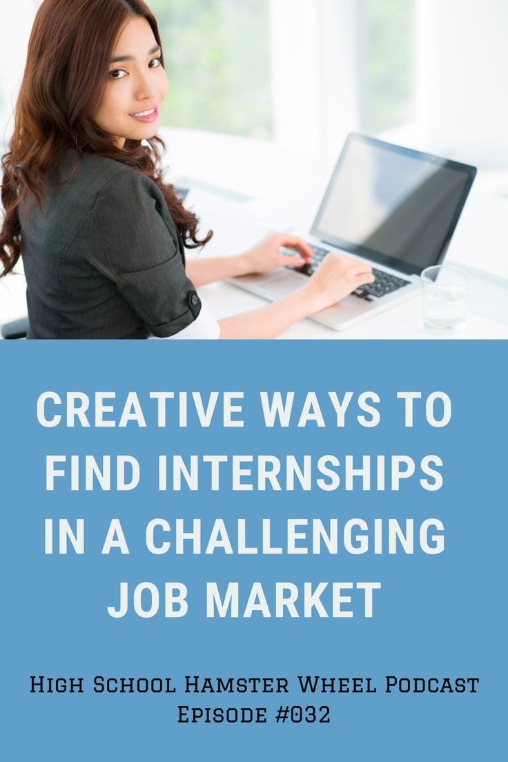 Finding Virtual Internships in a Competitive Job Market in