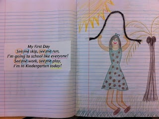 Great link with tons of kindergarten poems!