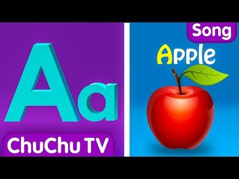 ChuChu TV Alphabet Animals Song with Animal Names & Animal