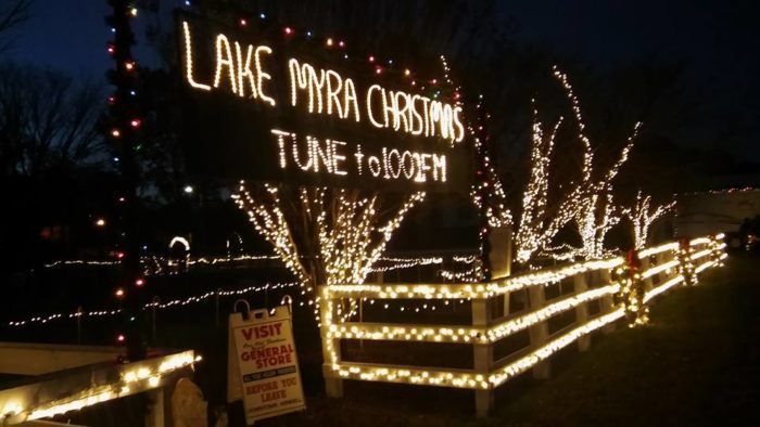 10 christmas light displays in north carolina that are pure magic