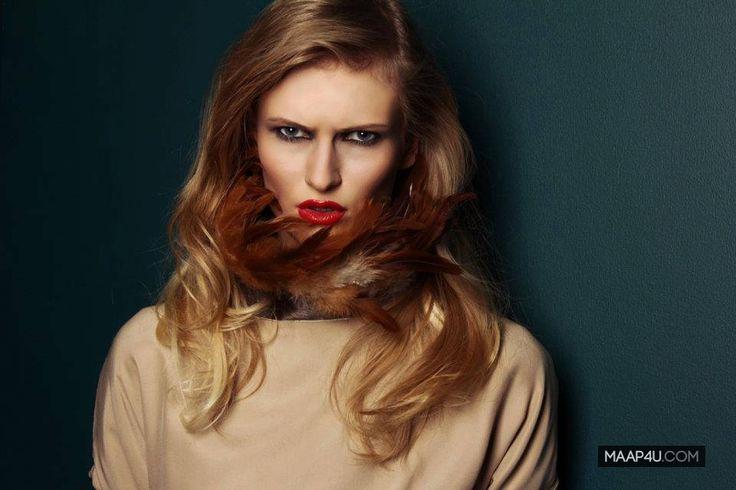 Mua Anna Rukat MAAP4U makeup artist agency