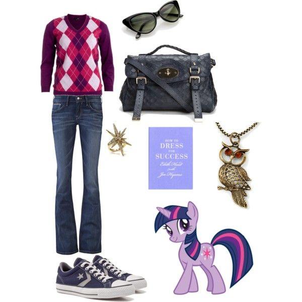 Twilight Sparkle Outfit
