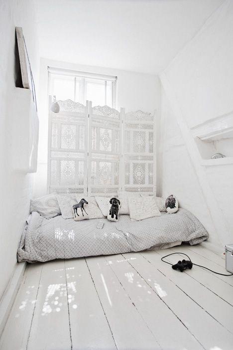 My little white dream room :)