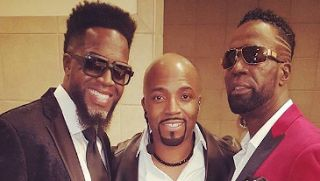 What Happened To Aaron Hall?  What happened to Aaron Hall? Twitter's response to the 52-year-old's Soul Train Award appearance was hilarious. This post will present some of the funniest tweets about the singer and songwriter. We're used to seeing Hall's shiny bald head but he was seen sporting a fresh high top fade at the award show.  Aaron Teddy Riley and Timmy Gatling found the group Guy in the 1980s. Gatling was eventually replaced by Aaron's brother Damion Hall. One of Hall's most…
