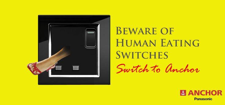 Beware of Shocking switches.