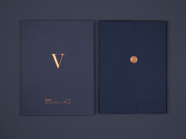 Motion Collector's Edition Box Set by Von , via Behance