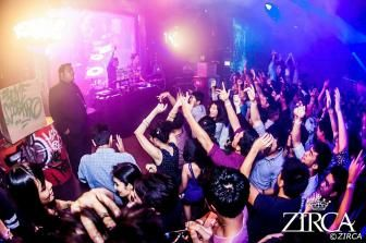 Home to Singapore's most talented DJs and the perfect setting for sets by internationally renowned DJs, ZIRCA is set to push the boundaries of a modern-day dance club.