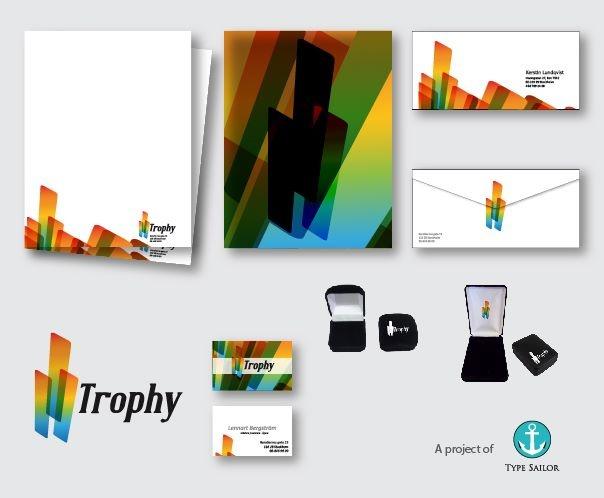 Trophy Stationery