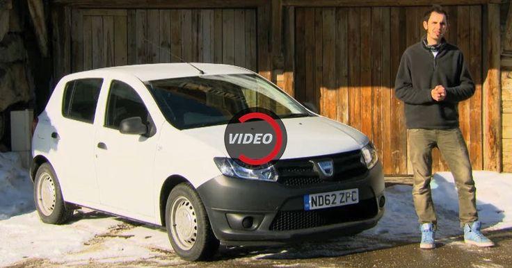 £5,995 Dacia Sandero Proves That Cheap Doesn't Have To Be Nasty #Dacia #Dacia_Sandero