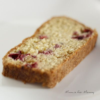 Whole Wheat Orange Cranberry Loaf — Mmm...is for Mommy