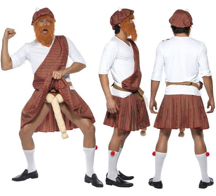 #Disfraz de #Escocés #Montañés para hombre. #DespedidadeSoltero #DespedidadeSoltera #Despedida #Despedidas #Fiesta #Boda
