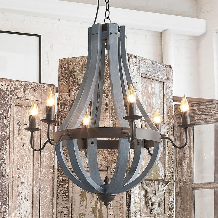 17 Best images about Rustic iron chandelier – Rustic Wrought Iron Chandelier