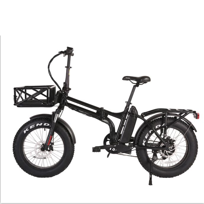 Pin On 48v 750w 13ah Battery 20 Inch Mini Fat Tire Folding Electric Bicycle