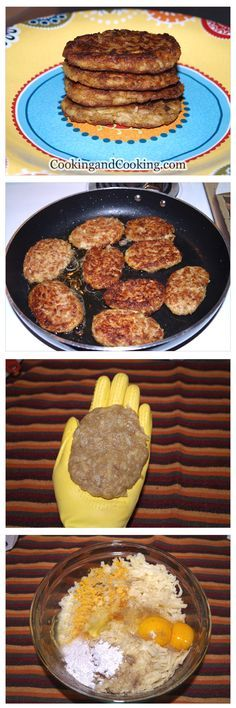 Potato Cutlet is a combination of ground beef, potatoes, onions, eggs and spice. It could be served cold or hot with bread and fresh herbs.