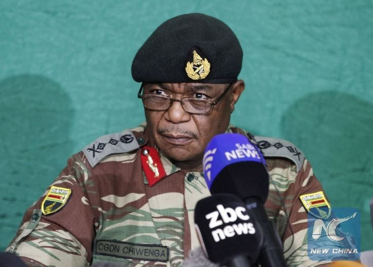 Zimbabwe's former military commander appointed ruling party's vice president - http://zimbabwe-consolidated-news.com/2017/12/23/zimbabwe039s-former-military-commander-appointed-ruling-party039s-vice-president/
