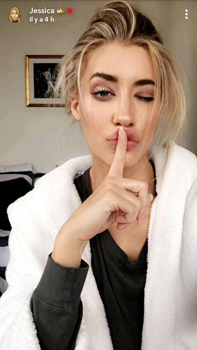 Snapchat Jessica Serfaty nude photos 2019