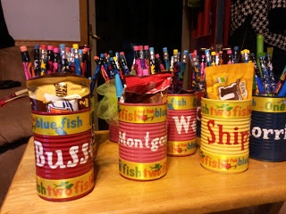 Can of goodies!...Cookin' Up Fun With Middle School Math: Teacher Appreciation Day 1