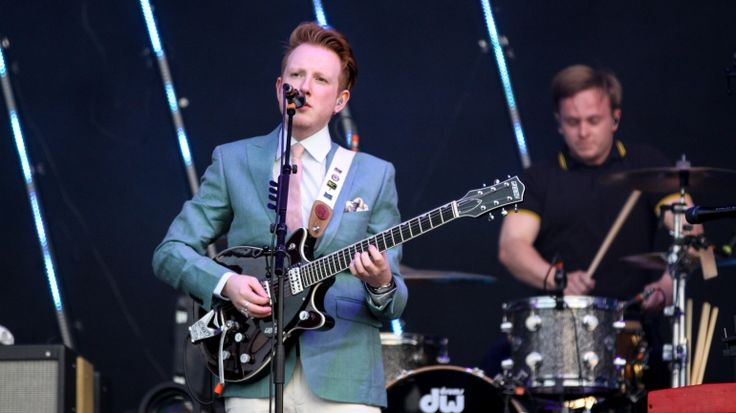 Two Door Cinema Club  beim Southside Festival 2013