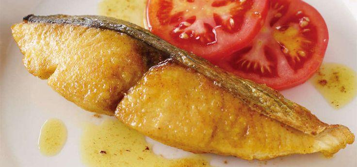 Curry Flavored Pan-fried Spanish Mackerel (Sawara no karee munieru) - JAPANESE FOOD - NHK WORLD - English