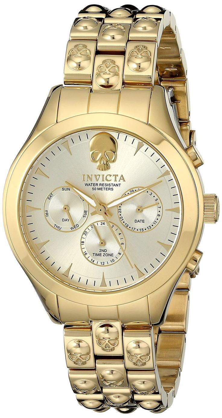 brand women bes brown dial watches invicta name watchesluxury best the watch leather chronograph luxury collection you angel online bringing s