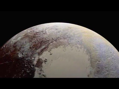 Highest Resolution Ever Images From Pluto | I Read Encyclopedias for Fun