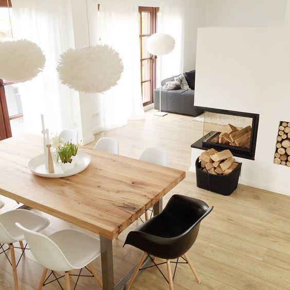 kamin esszimmer wohn innenarchitektur einrichtung unordnung gemütliches raumgestaltung kaminzimmer erdgeschoss wohnideen modernisieren wohnprodukte paderborn macht zuhause staging ofen gramfeed renovieren