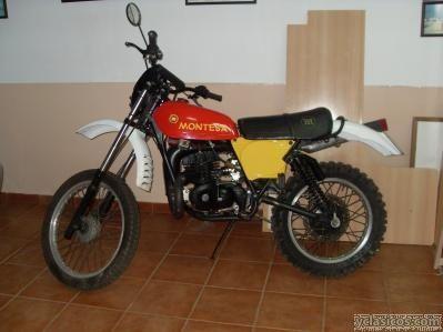 Montesa - Portal compra venta vehículos clásicos
