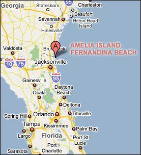 Map Of Amelia Island Florida Amelia Island, Fernandina Beach and Nassau County Florida real