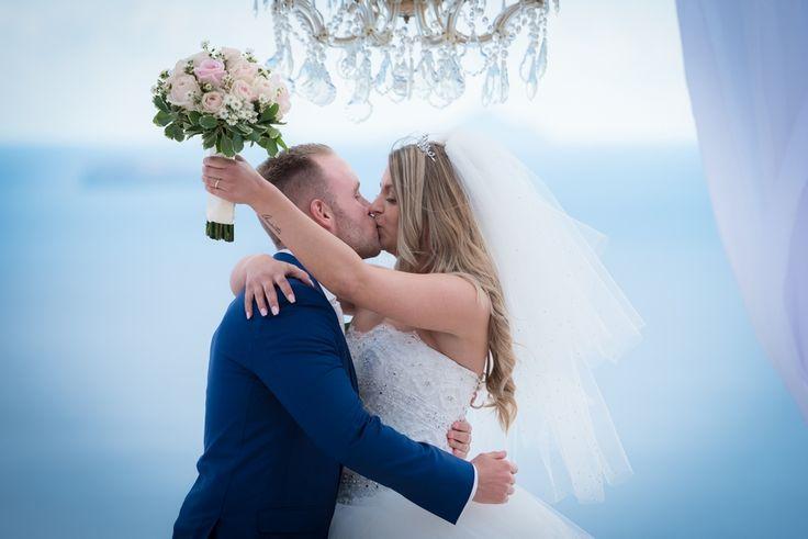 Grand finale!! #amour #marriage #wedding #planner #santorini #oui #love