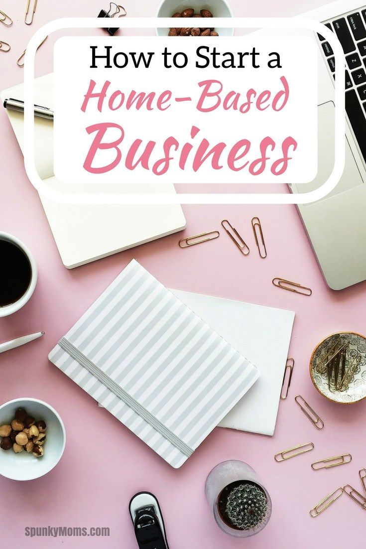 If you're ready to chuck the 9-to-5 and try something new, here is a guide for how to start a home-based business.