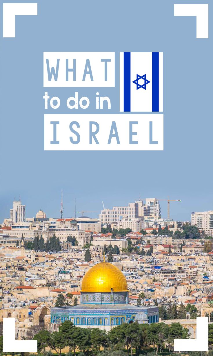 Planning a trip to Israel? Not sure where to start or what to do in Israel? We recently spent one week in Israel and had an amazing trip. There are so many things to see in Israel I recommend at least one week in Israel or even two weeks in Israel if you can. We wanted to experience Israel with locals who know Israel and not just see Israel, so we went on a one week Puzzle Israel tour. via @gettingstamped
