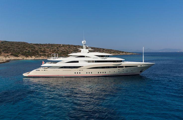 O'PARI 3 | Luxury Yacht Charters