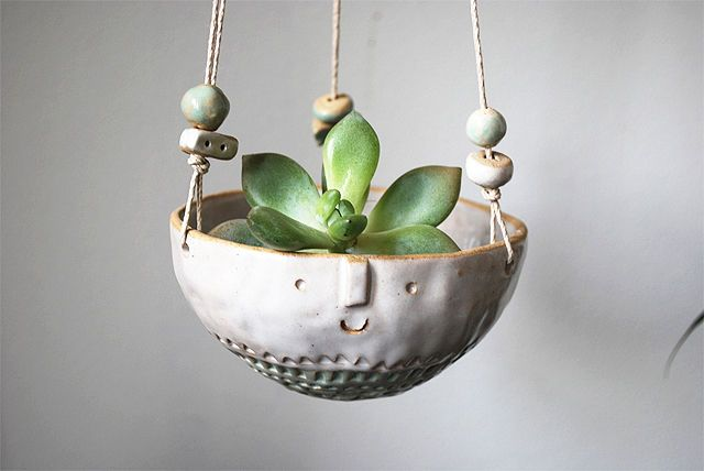 Jungle-Themed Planter Accessories : urban grow planters