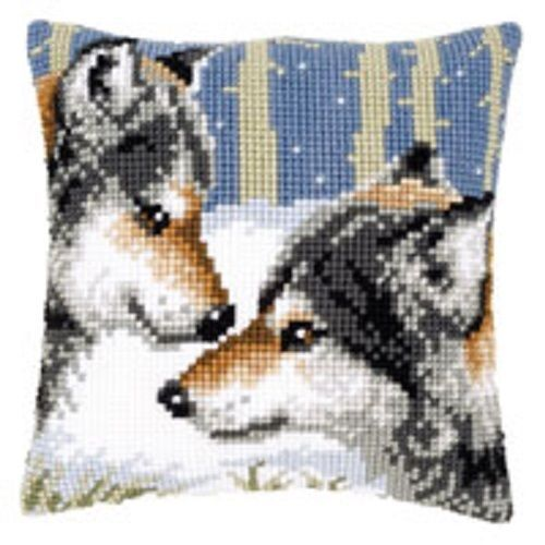 Wolves-Vervaco-Large-Holed-Tapestry-Cushion-Kit-PN-0021844