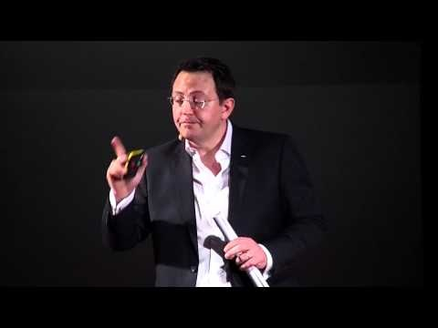 TEDxLuxembourgCity - Pedro Castilho - How I got my first bike