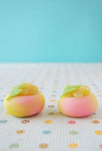 盛夏の頃 : 本日も和菓子日和です