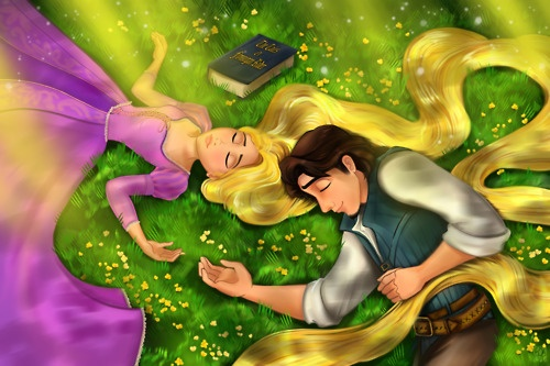 One of my favorite Disney couples.