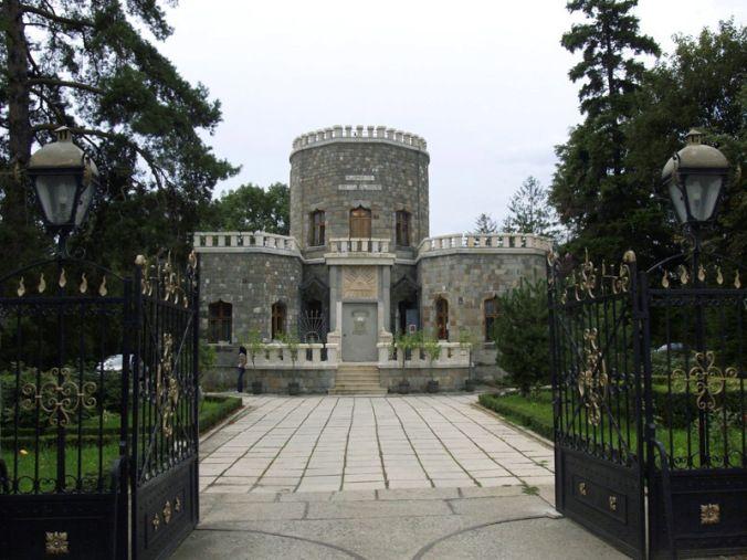 Castelul Iulia Hasdeu din Campina