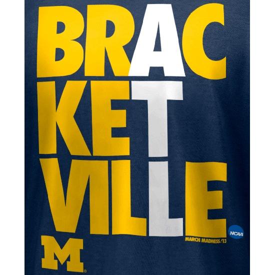 University of Michigan Men's Basketball t-shirt