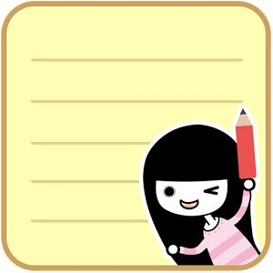 My Deco Memo Sticker & widget icon
