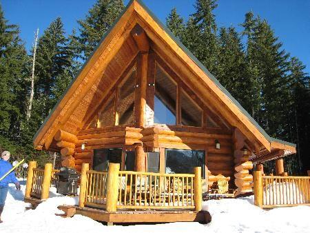 Butt pass diy log cabin homestead shelter pinterest for Butt and pass log home plans