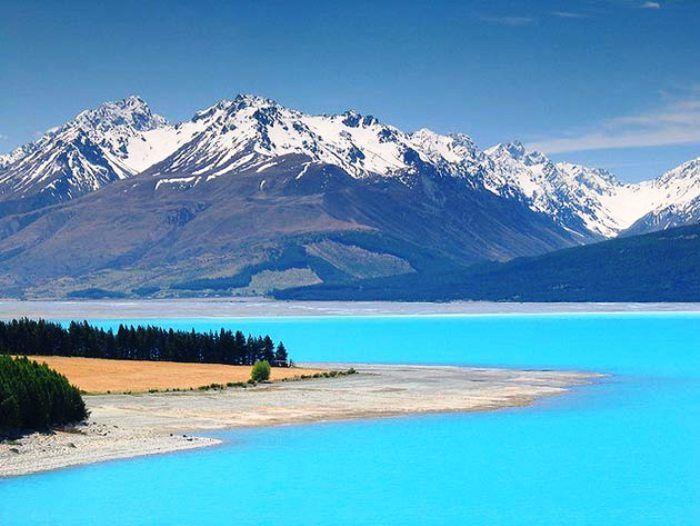 Pukaki,NEW ZELAND