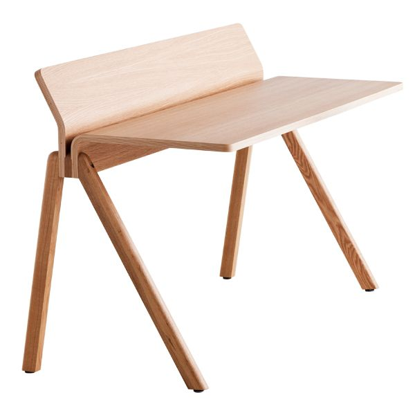 Copenhague CPH190 desk, lacquered oak